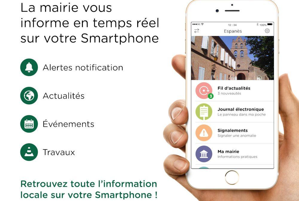 L'application mobile de votre mairie avec Cityall